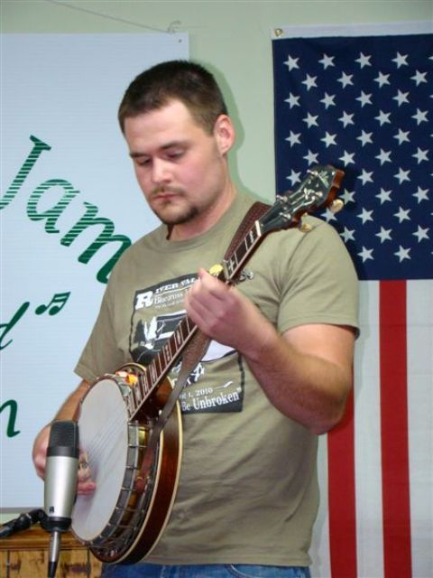 Smyth County Jam Bios Jason Davis